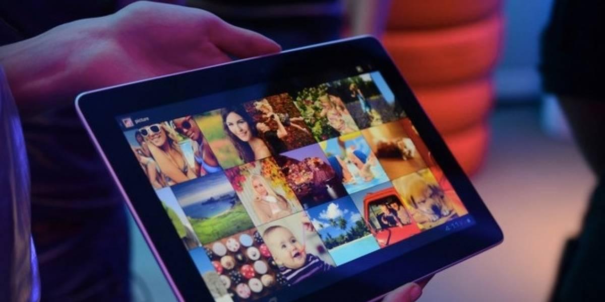 MWC12: Huawei Mediapad 10 FHD, por fin un tablet chino hecho en serio
