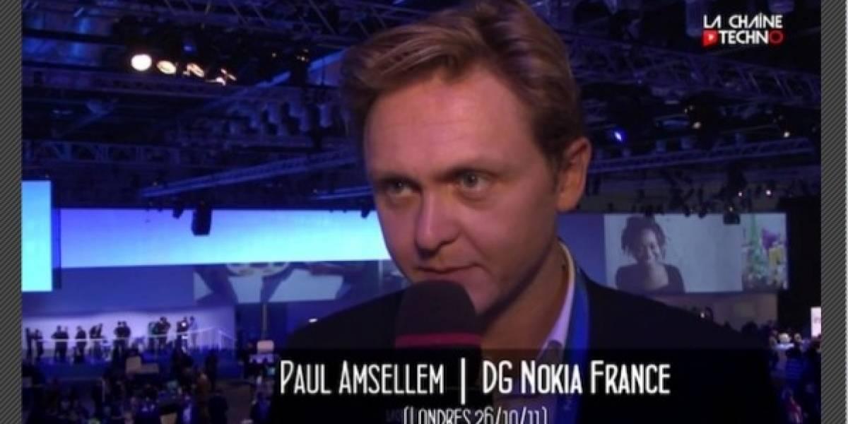 MWC12: Nokia Francia pierde la cabeza... y se pone una nueva