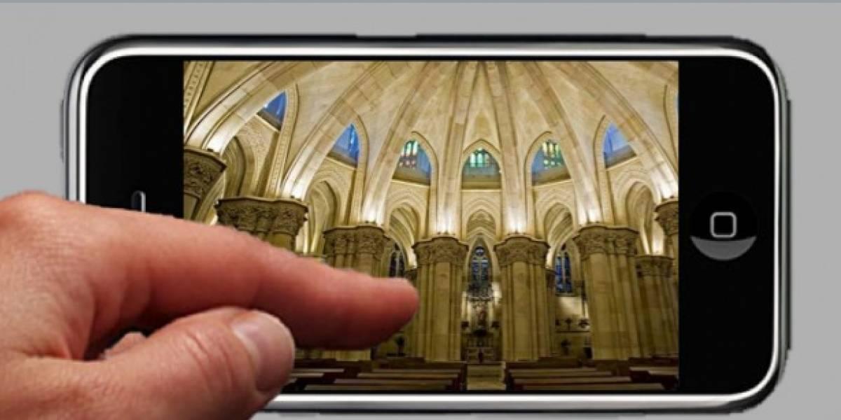 Visita la Basílica de la Sagrada Familia desde tu móvil