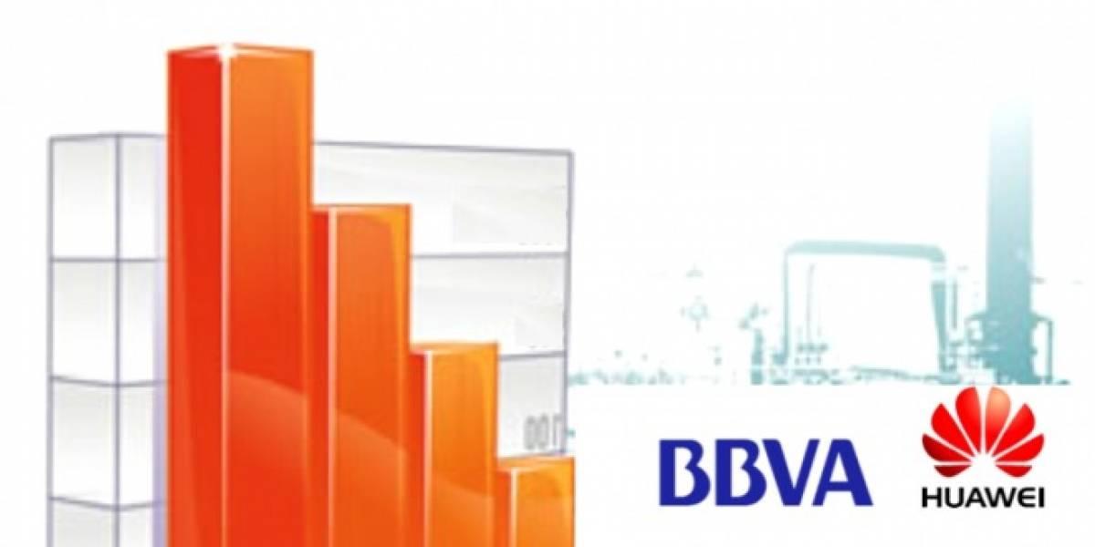 España: Huawei y BBVA financian proyectos tecnológicos