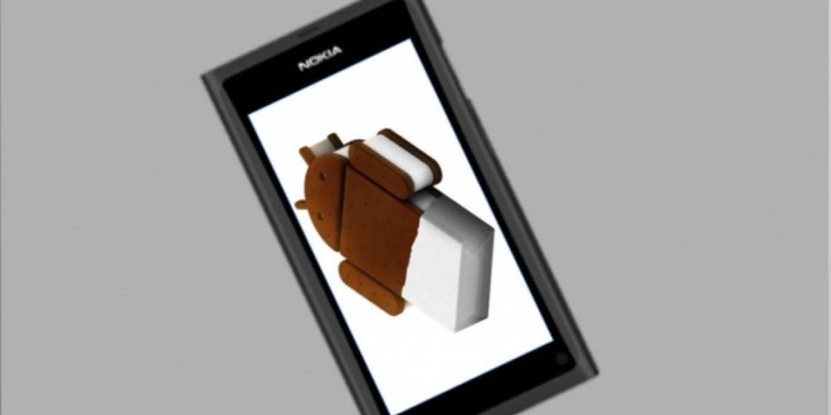 Nokia N9 funcionará con Android 4.0