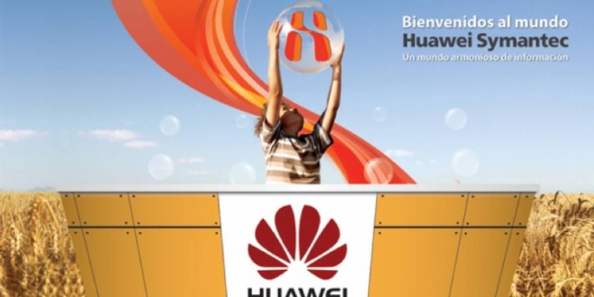 Huawei le compra a Symantec su parte de la unión Huawei-Symantec
