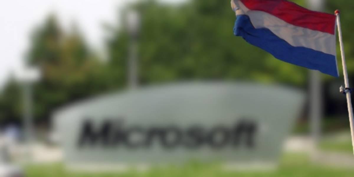 Microsoft mudaría sede de Alemania a Holanda por presión de Motorola