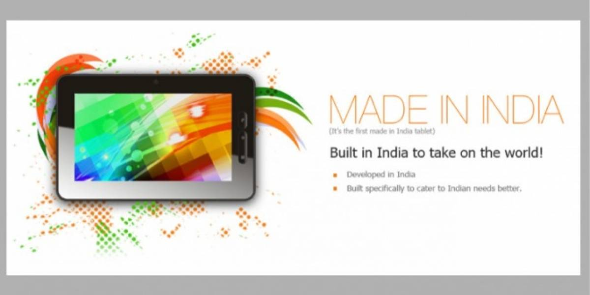 Micromax lanza en India tableta con Android 4.0 a 125 dólares