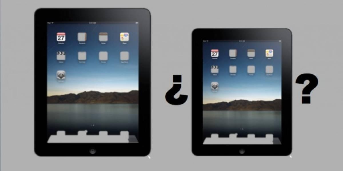 Apple estaría creando iPad de 7,85 pulgadas