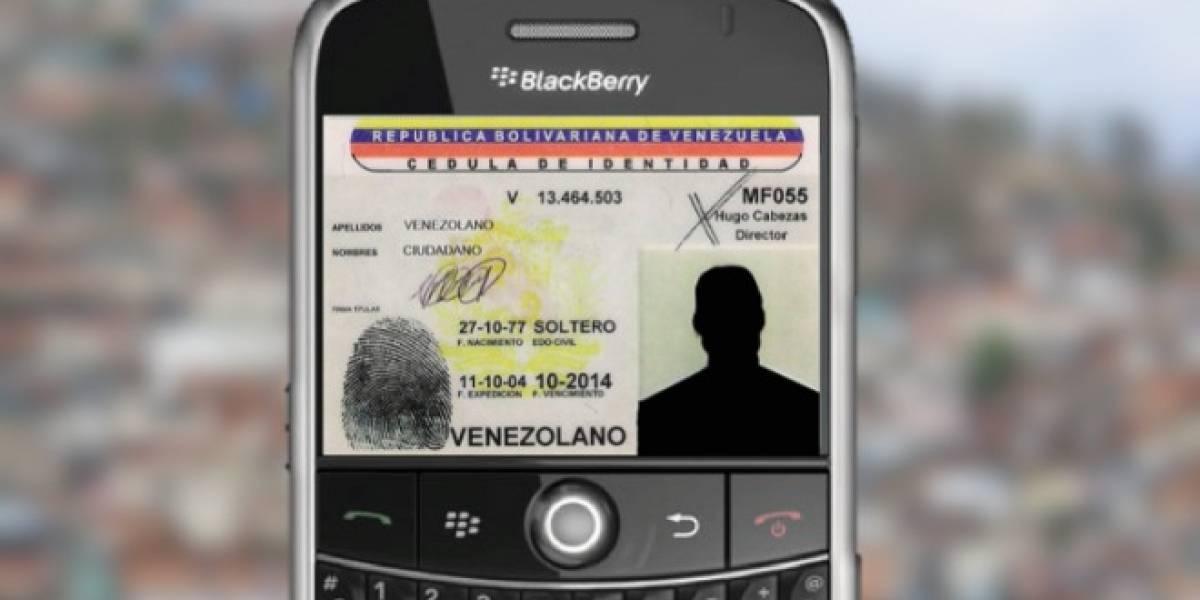 Venezuela: El móvil es más importante que el documento de identidad