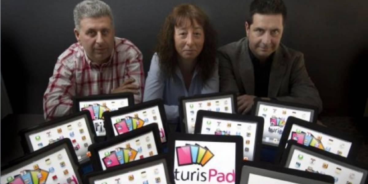 España: Se alquila iPad por 29 euros al día