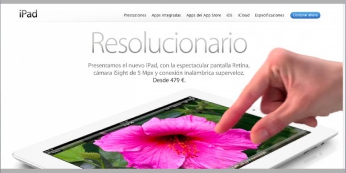 Gran Bretaña investigaría a Apple por publicidad engañosa sobre iPad