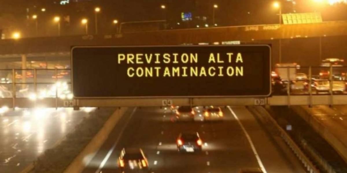 España: App mide la calidad del aire madrileño