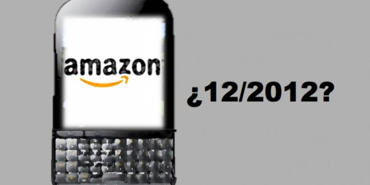 Smartphone Amazon vendría en camino