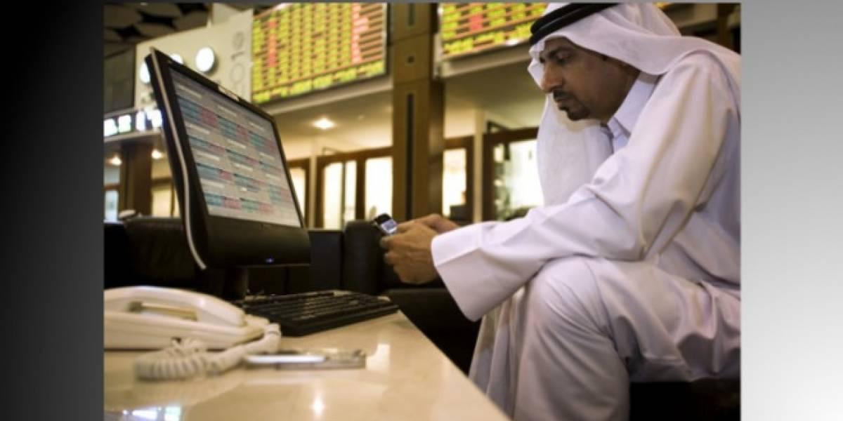 La salvación de RIM podría empezar en Dubai