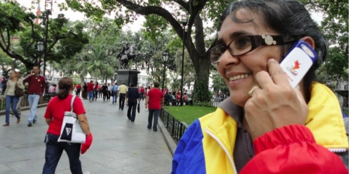 Venezuela: Equipos Movilnet para conmemorar el 13 de abril