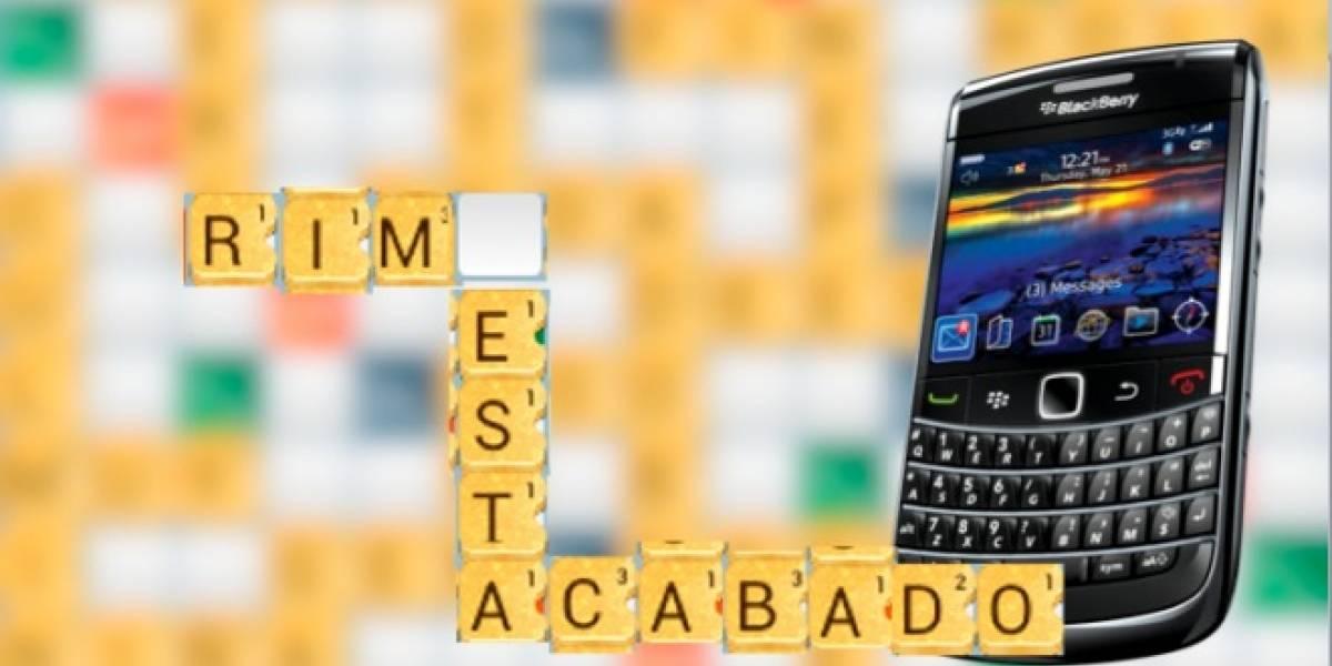 Creador de Apalabrados dice que Blackberry está en decadencia