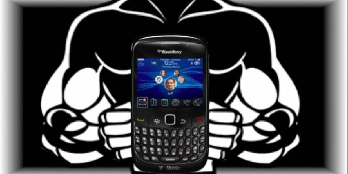 Reafirmado: Móviles de RIM son los más seguros