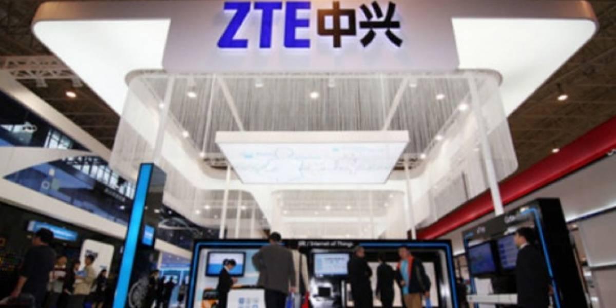 ZTE quiere vender 100 millones de smartphones anuales en 2015