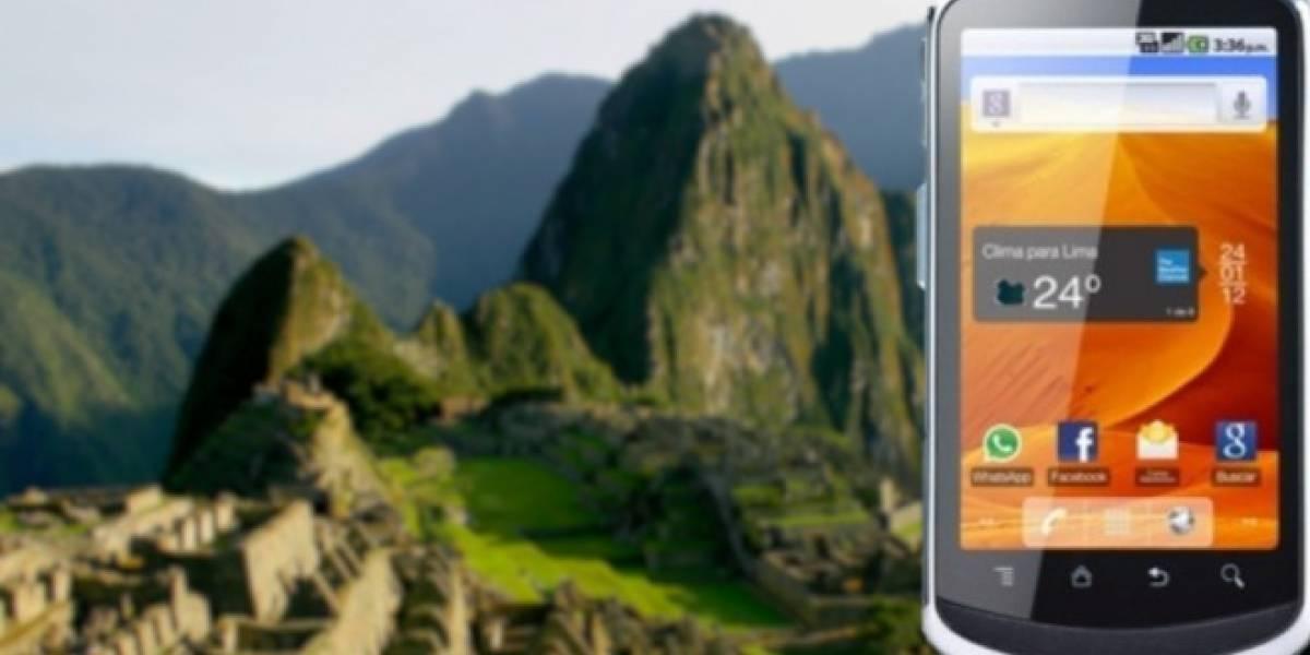 Perú: Nextel y Huawei lanzan el primer móvil Android con tecnología Push-To-Talk