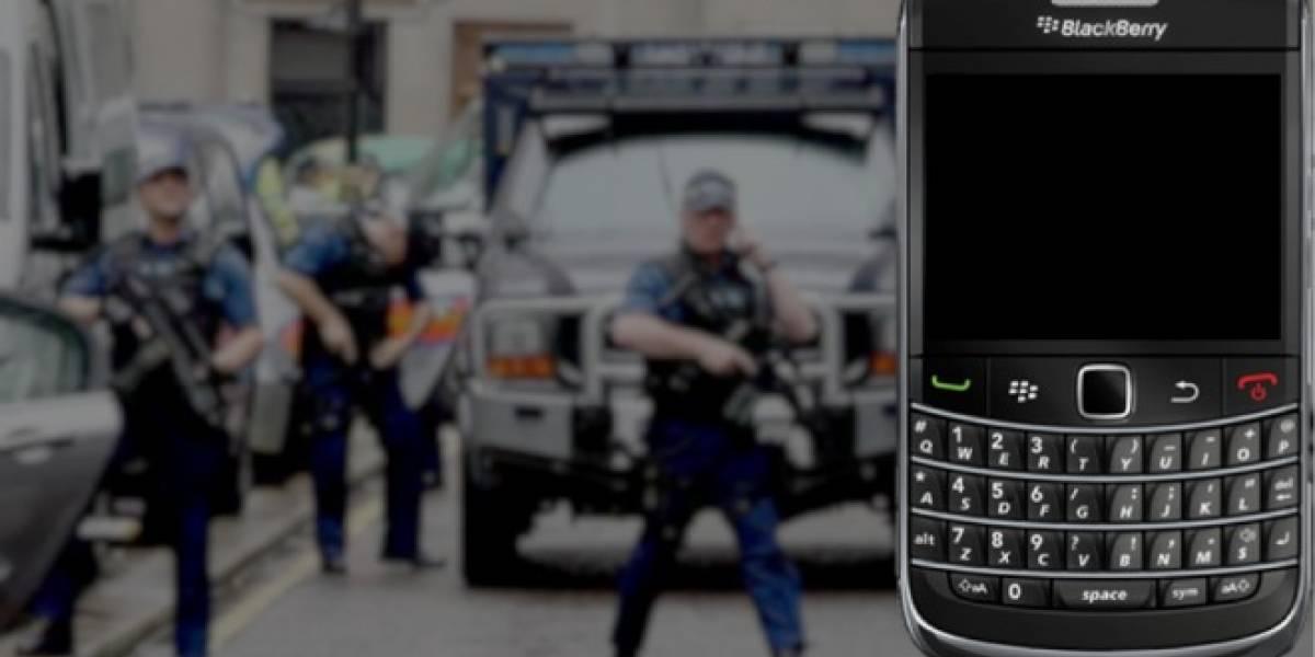 Brasil: Policía de Bahía combate el crimen con BlackBerry