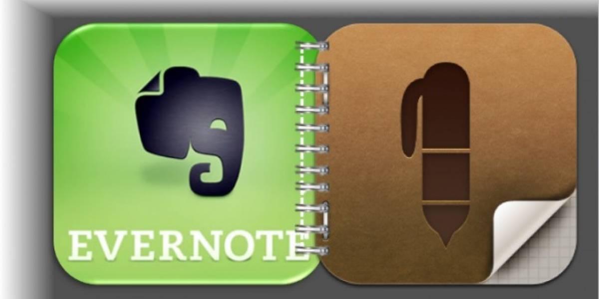 Evernote compra la app de escritura Penultimate