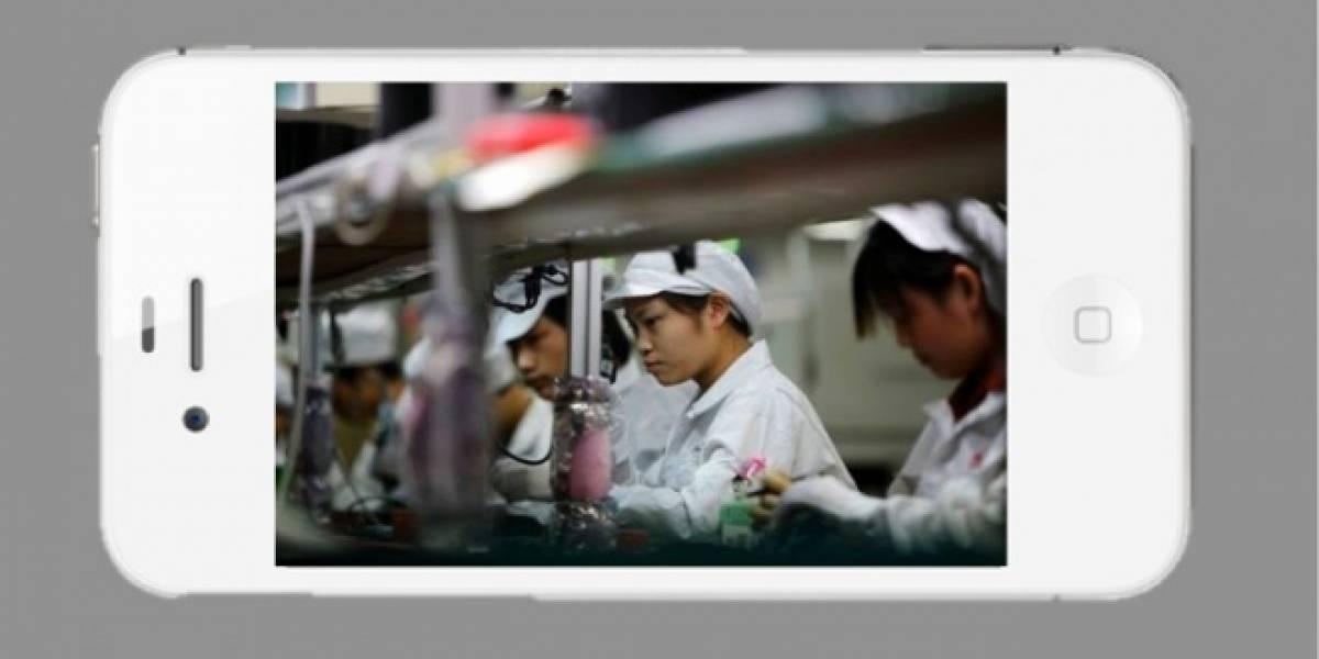 Apple fabricaría hasta 25% menos iPhone