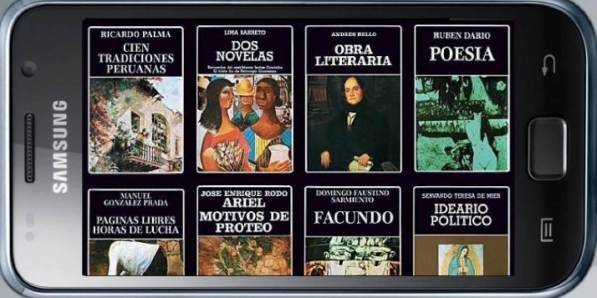 Venezuela: Biblioteca Ayacucho estará disponible en Android