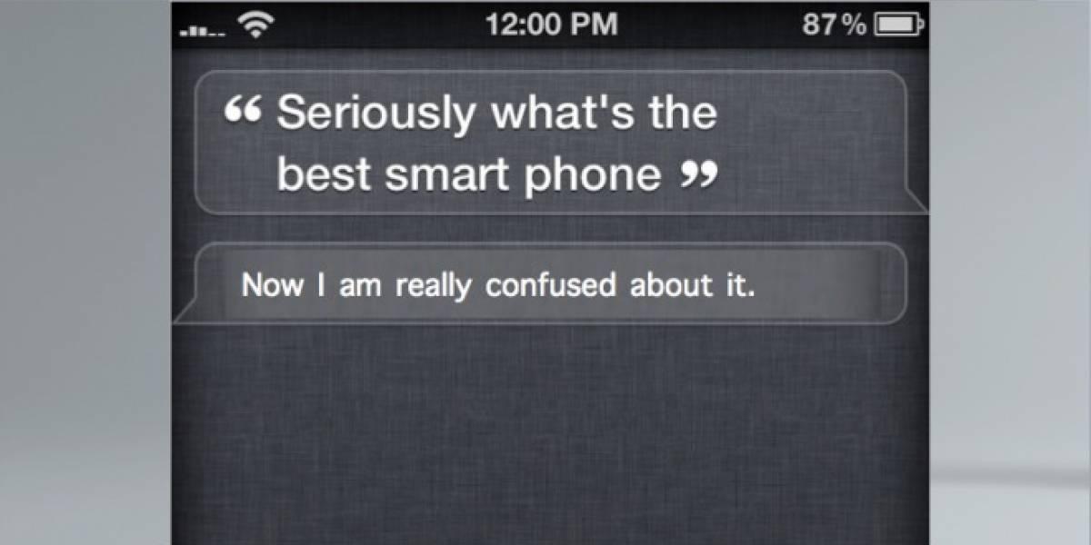 Apple estaría obligando a Siri a decir lo que no quiere