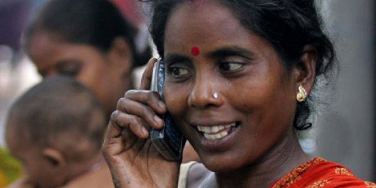 Smartphones mejoran la calidad de vida de las mujeres hindúes