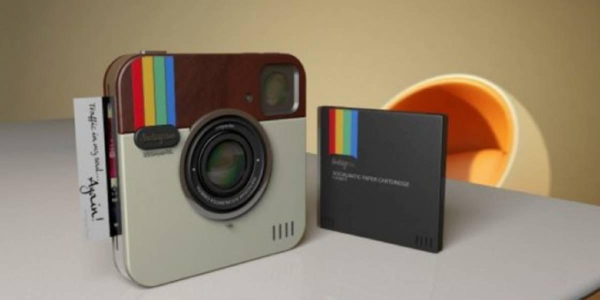 Instagram se convertiría en una cámara de verdad