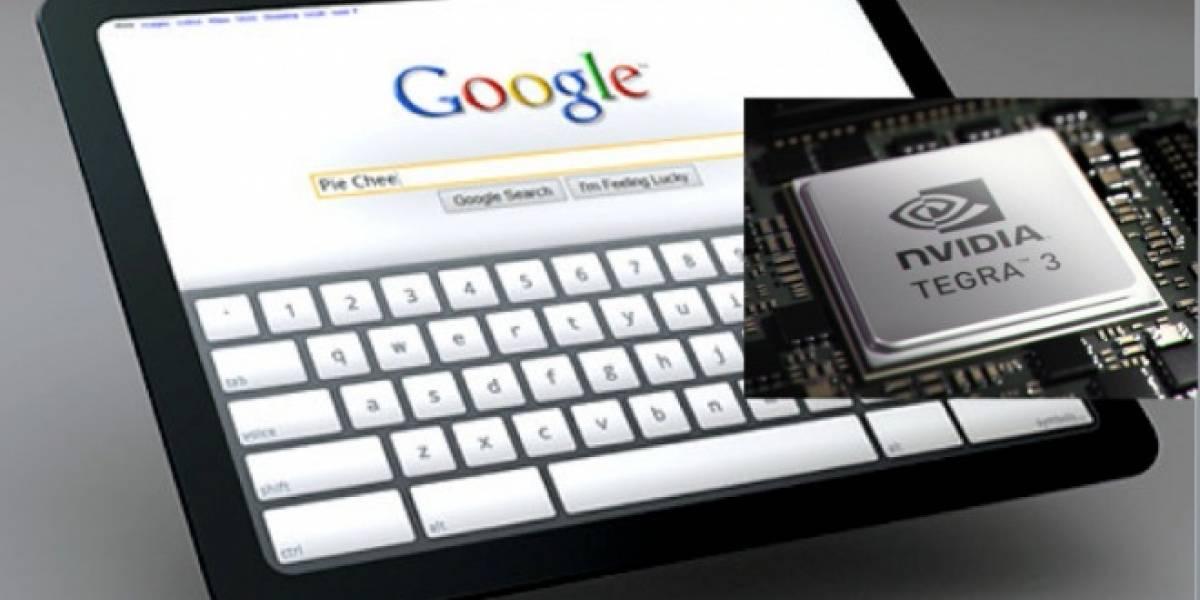 Nexus tablet tendría Quadcore y Jelly Bean
