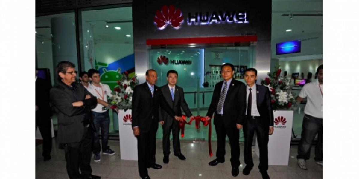 Venezuela: Huawei elige el país para abrir su primera tienda fuera de China