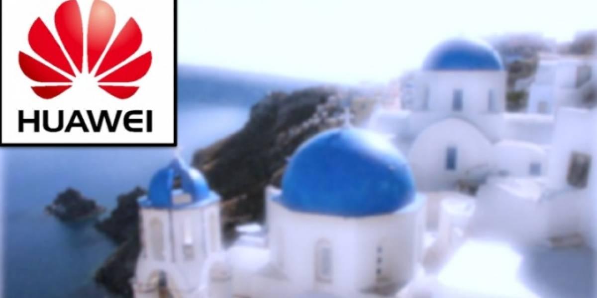 Huawei, más eficaz y empática que la embajada de China en Grecia
