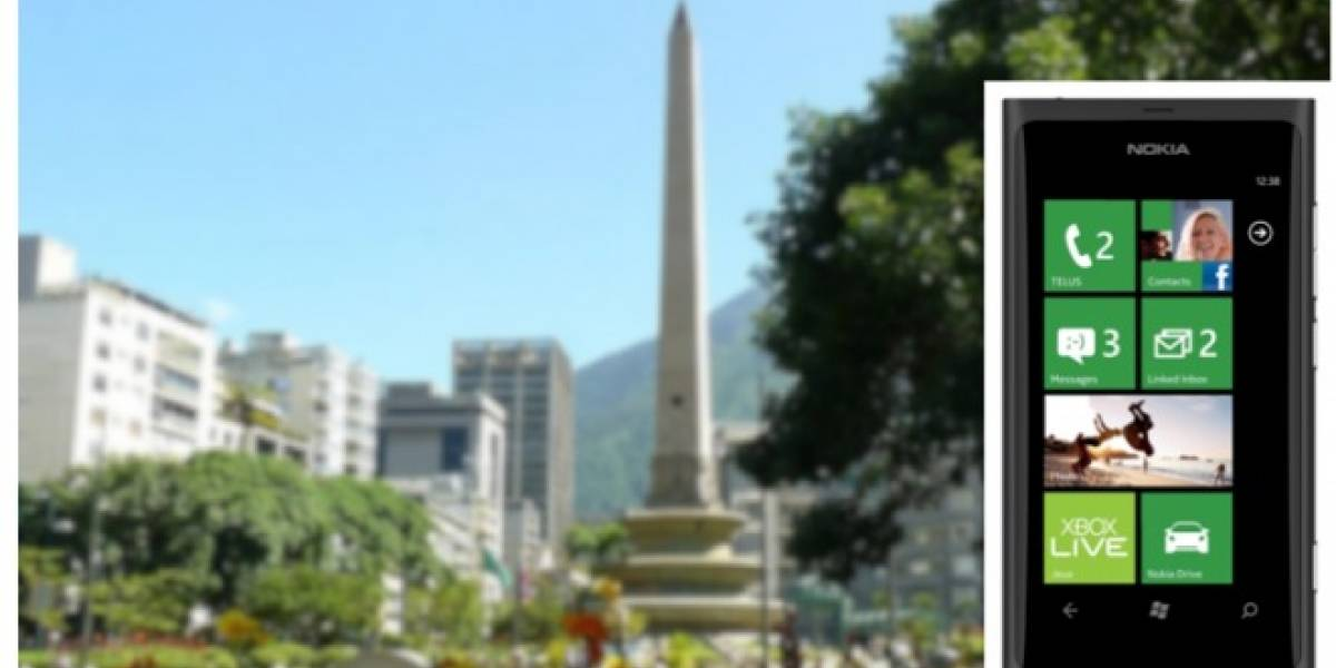 Venezuela: Nokia Lumia 800 llega con Movistar