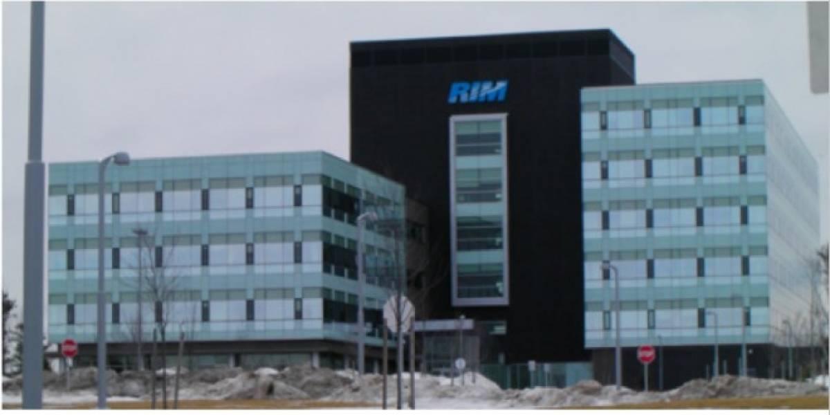 RIM dividirá su negocio, según el Sunday Times
