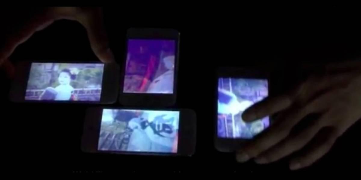 Pinch: Todas las pantallas de tus dispositivos, ¡en una!