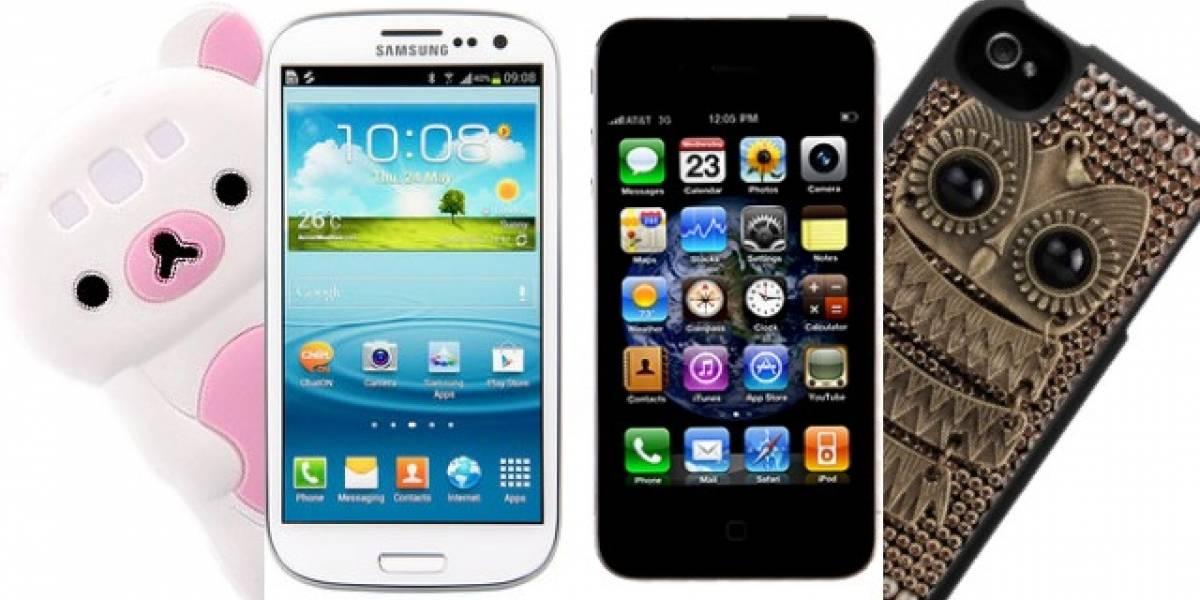 Top 5 de fundas para móviles