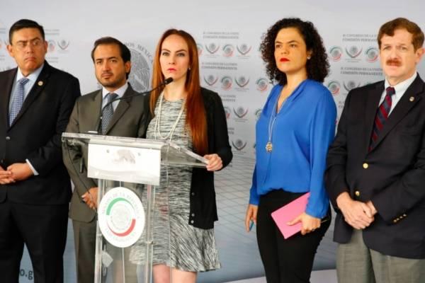 Senadora Gabriela Cuevas.