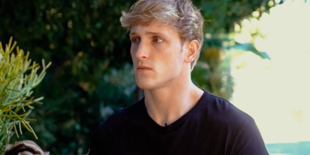 Logan Paul vuelve a YouTube con un dramático video de arrepentimiento