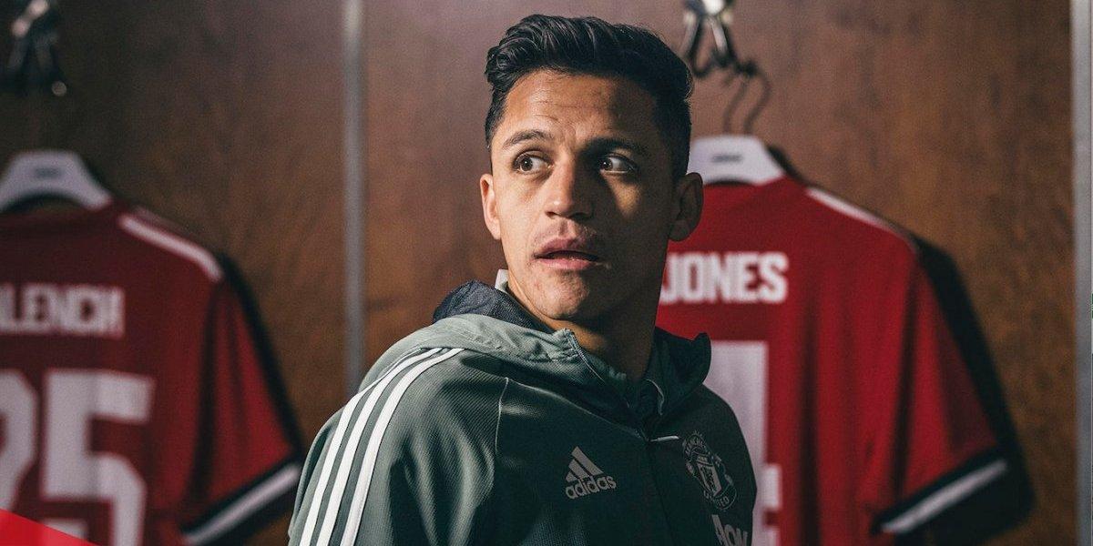 """En el United están impactados tras las primeras prácticas de Alexis: """"Todos estábamos como 'wow, este tipo'"""""""