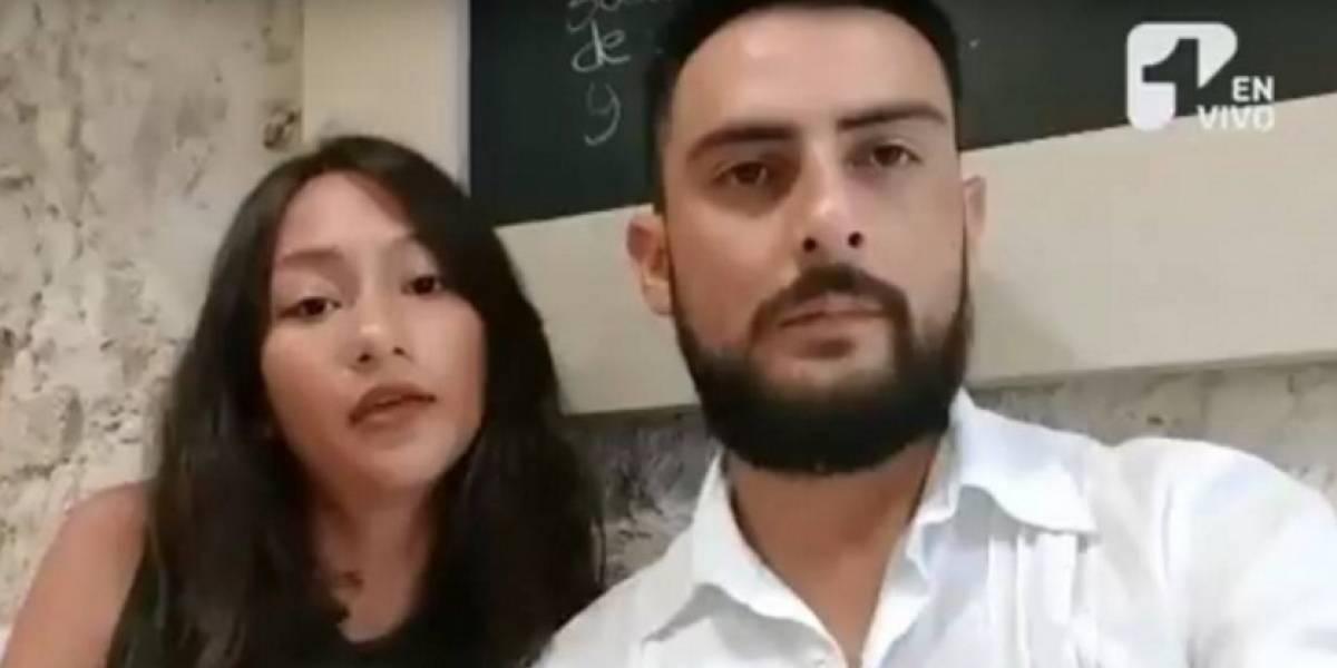 Gustavo Rugeles iría a juicio por agredir a su novia