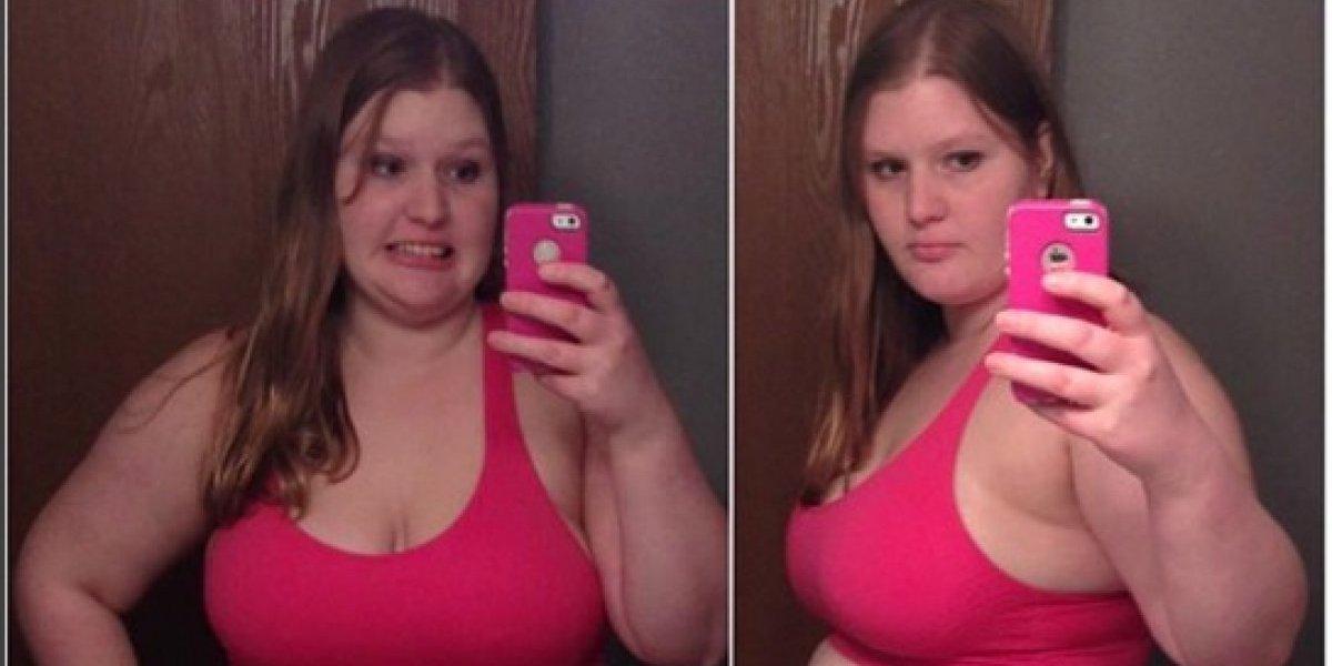 Mujer bajó cerca de 100 libras con tres sencillos hábitos