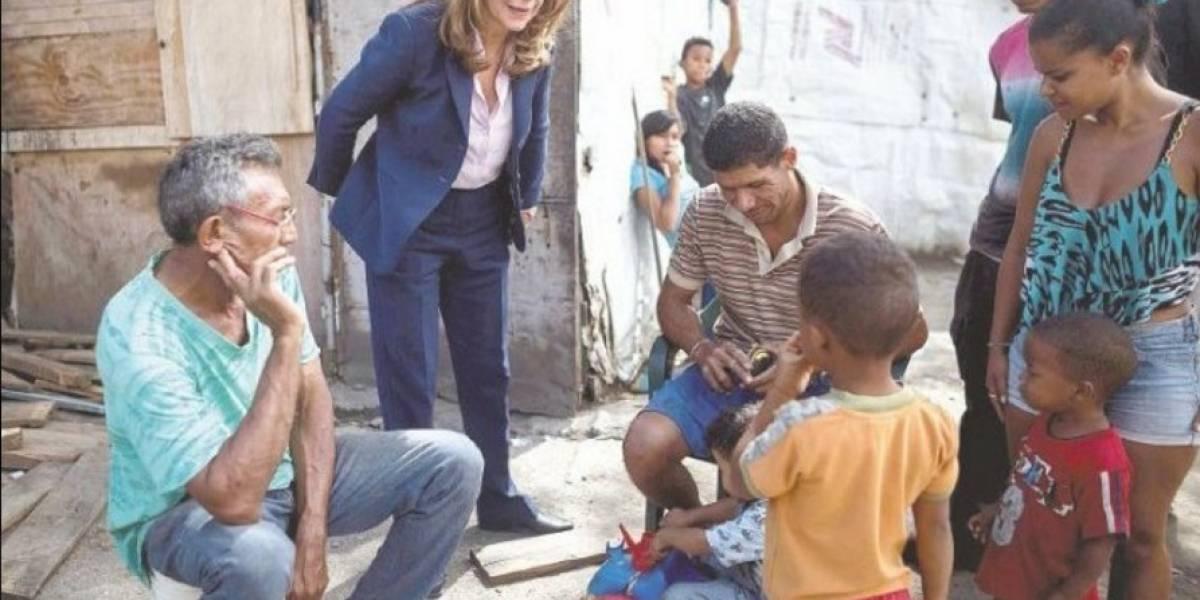 Los graciosos memes sobre la visita de Marta Lucía Ramírez a Venezuela