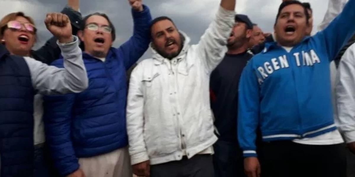 Liberan a 'El Mosh' tras ser acusado de dañar sede de la SEE