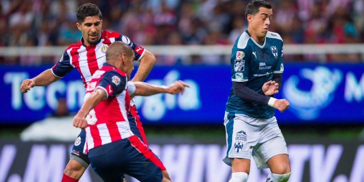 Chivas vs. Monterrey, ¿dónde y qué hora ver el partido?
