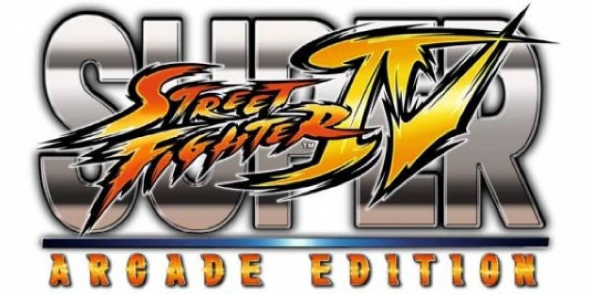 La actualización para PC de Super Street Fighter IV: Arcade Edition llegará en febrero
