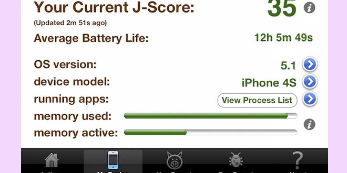Carat: la aplicación que te dice cómo optimizar la batería de tu móvil