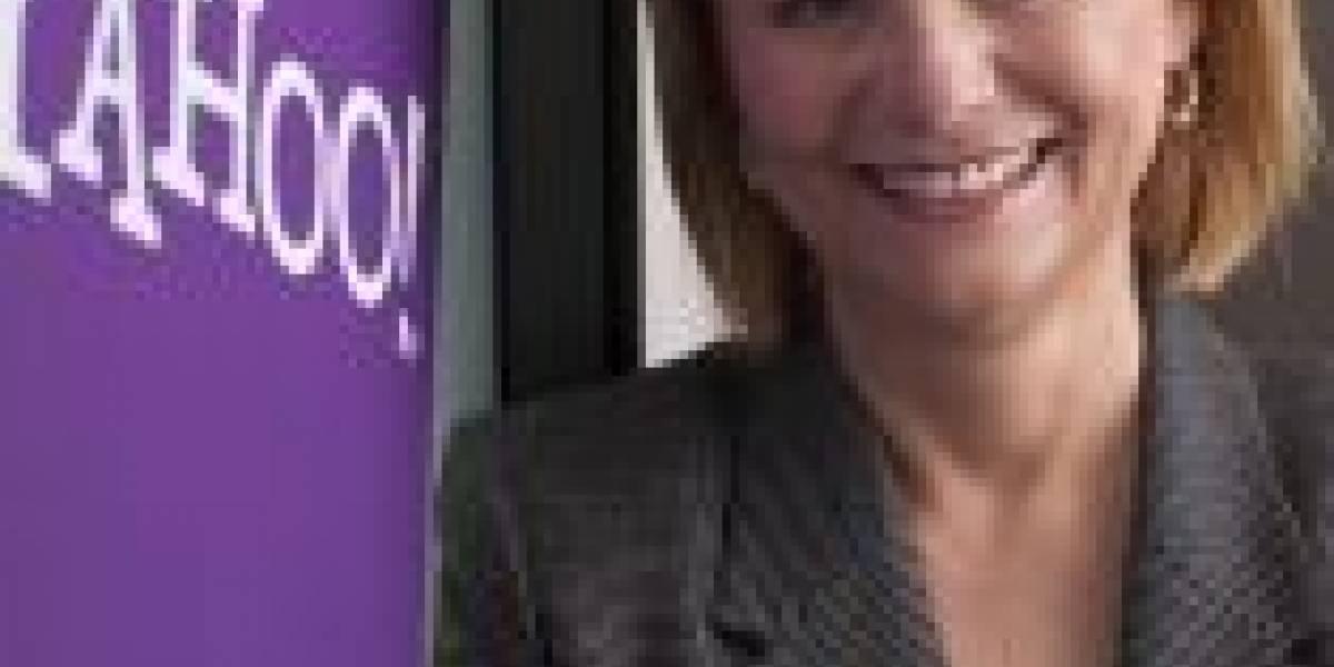 Carol Bartz vende acciones de Yahoo