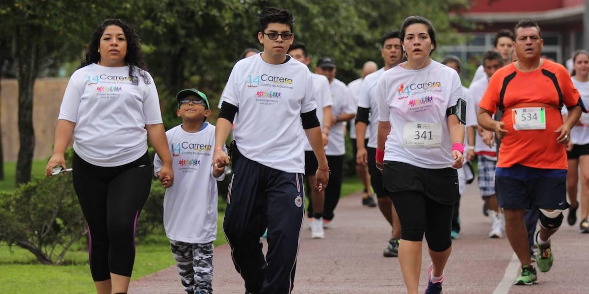 Sólo 42% de la población en México hace ejercicio: Inegi
