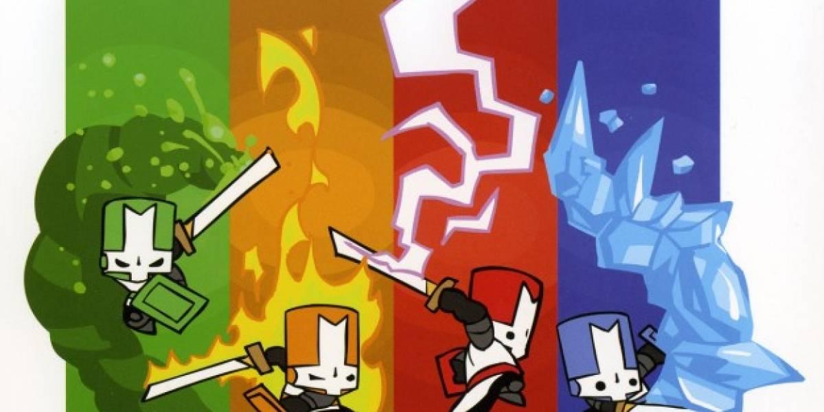 Castle Crashers estrena DLC en XBLA