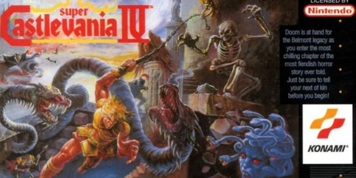 Super Castlevania IV [NB Oldies]