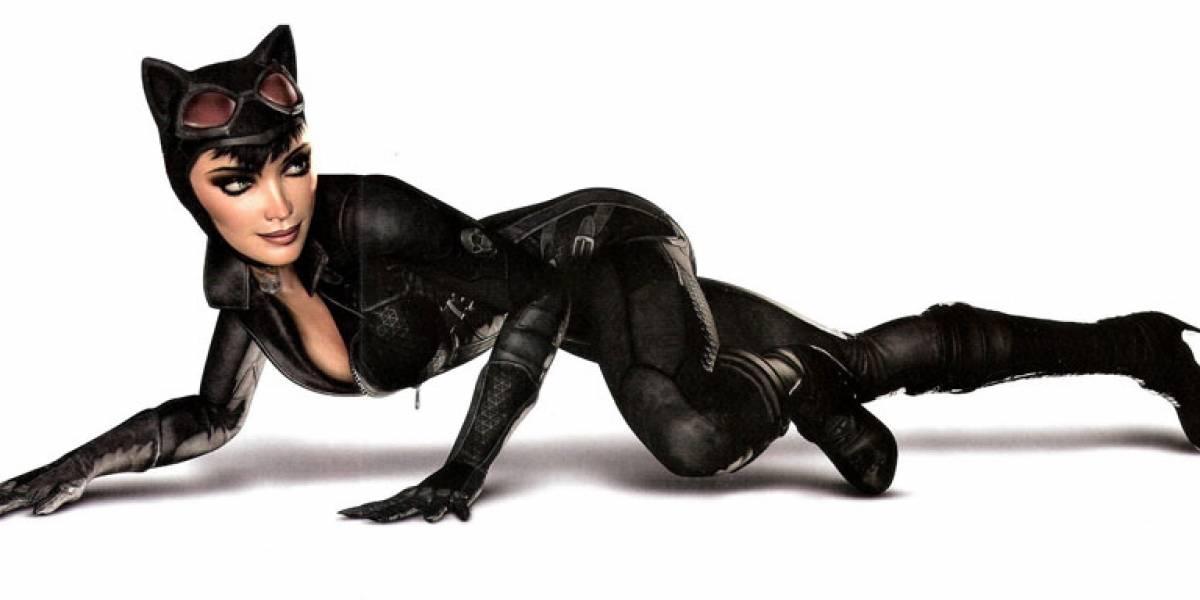 Se requerirá de Pase VIP para jugar con Gatúbela en Batman: Arkham City