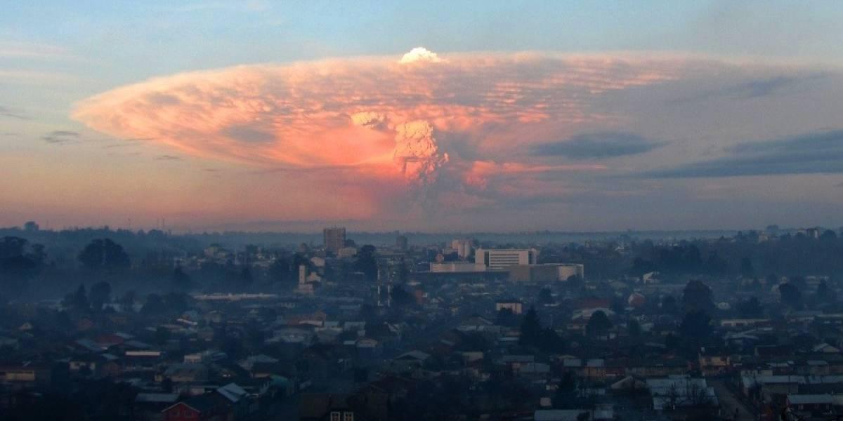 Ceniza de la erupción volcánica en Chile afecta los vuelos en Nueva Zelanda